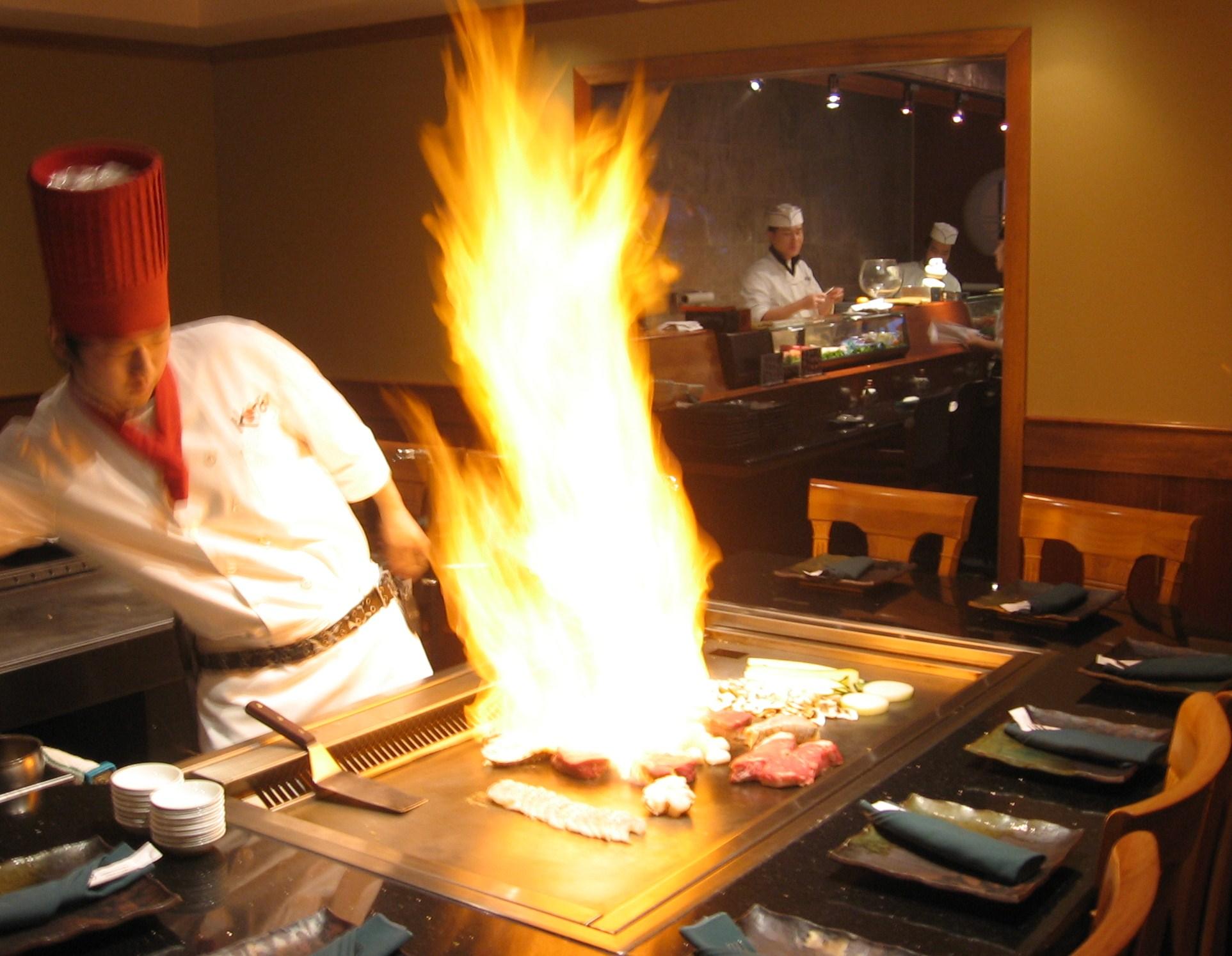 Tokyo Seafood Restaurant